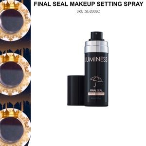 🌲🎁 • Luminess Final Seal Setting Spray